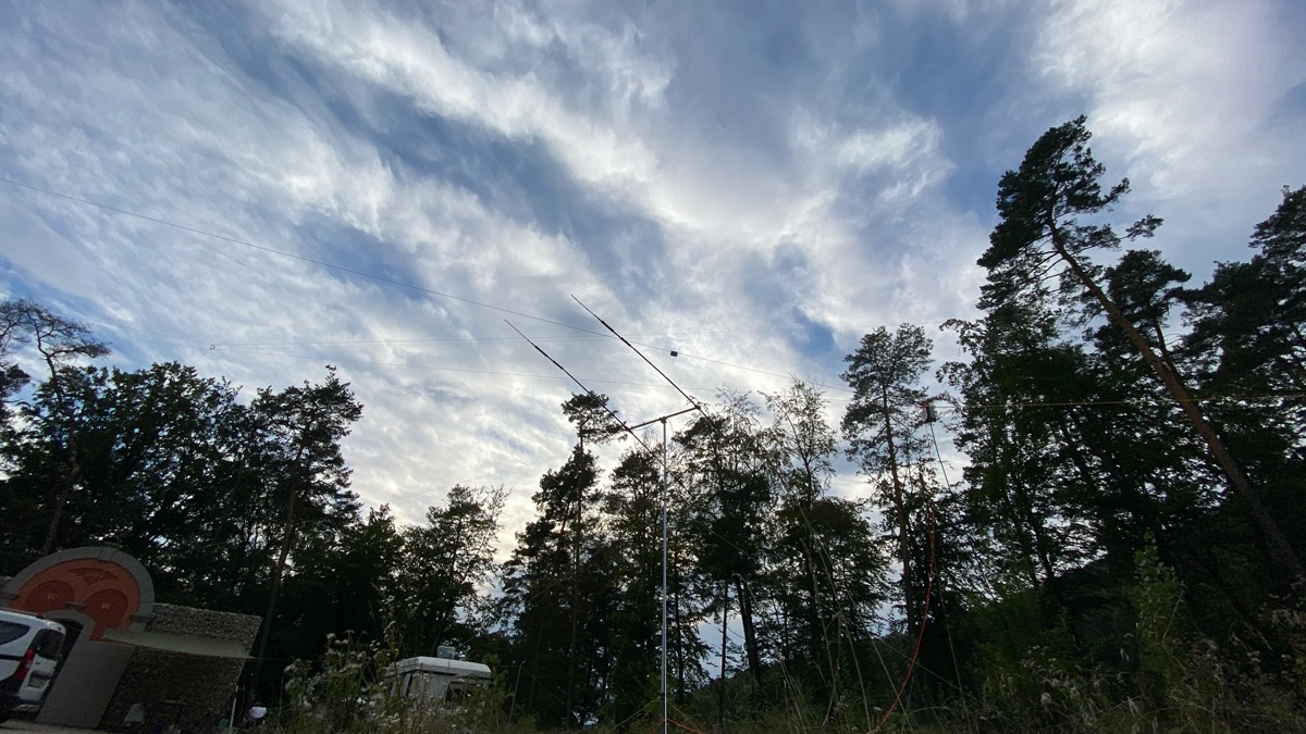 Antennenwald